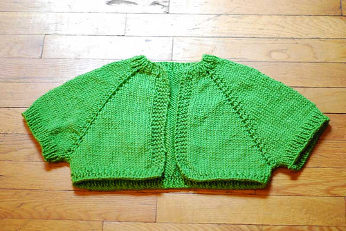 Anthropolgie Inspired Shrug