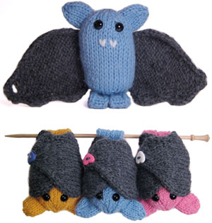 Cute Hanging Bat from Boo Shop