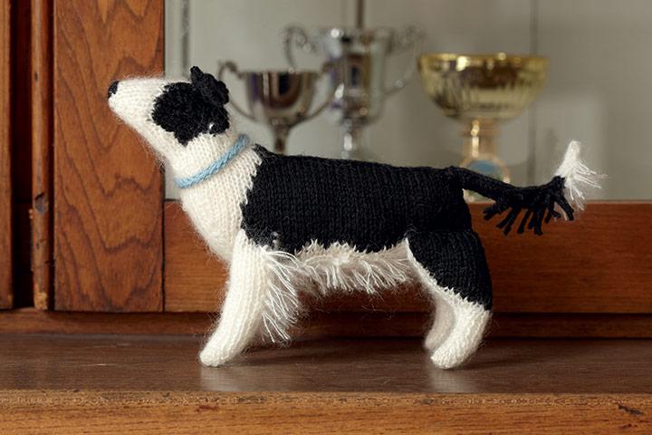 Amigurumi Jack Russell Pattern : Pattern u laurel hill knitting needles crochet hooks