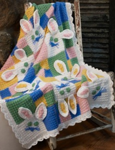 Somebunny to Love Blanket